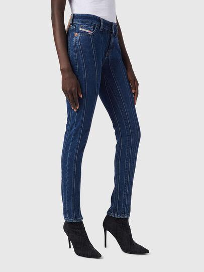 Diesel - Slandy 09B10, Medium blue - Jeans - Image 6