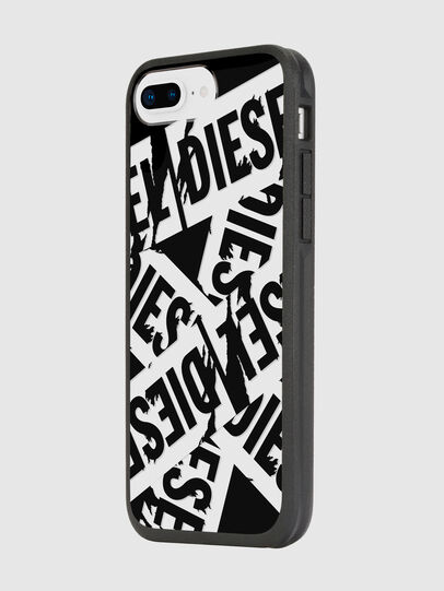 Diesel - MULTI TAPE BLACK/WHITE IPHONE 8 PLUS/7 PLUS/6S PLUS/6 PLUS CASE,  - Cases - Image 5