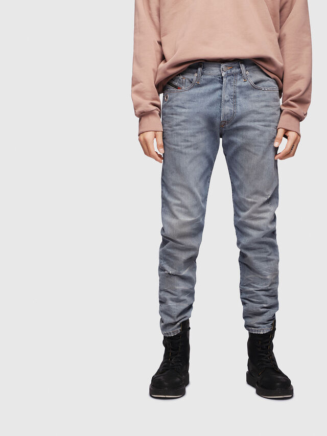 Diesel - Mharky 088AH, Light Blue - Jeans - Image 1