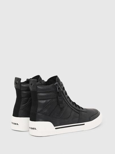 Diesel - S-DVELOWS, Black/White - Sneakers - Image 3