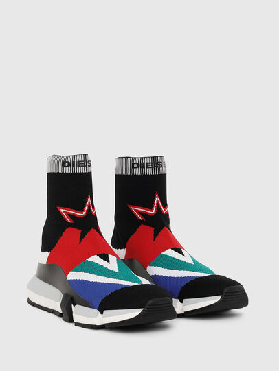 Diesel - H-PADOLA HIGH SOCK,  - Sneakers - Image 2