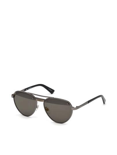 Diesel - DL0261,  - Sunglasses - Image 2