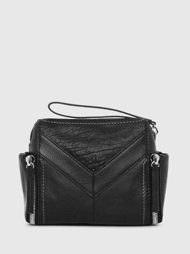 Diesel LE-BHONNY, Black - Crossbody Bags - Image 2