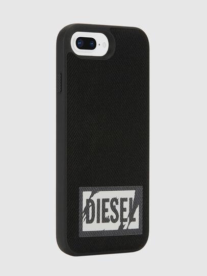 Diesel - BLACK DENIM IPHONE 8 PLUS/7 PLUS/6S PLUS/6 PLUS CASE,  - Cases - Image 5