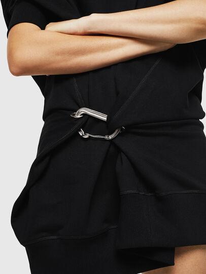 Diesel - D-KESAR-A, Black - Dresses - Image 3