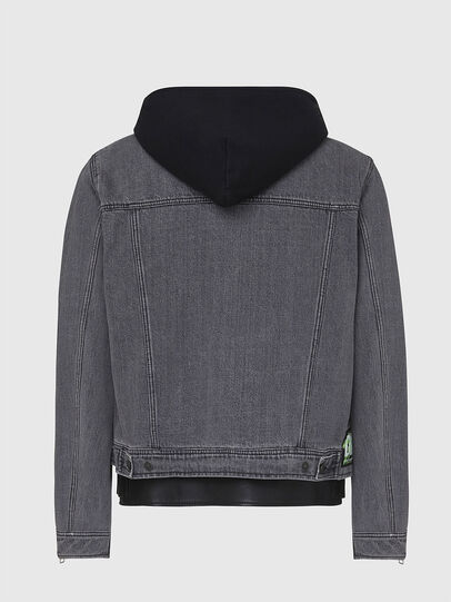 Diesel - L-IVAN,  - Leather jackets - Image 2