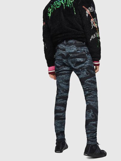 Diesel - D-Amny 0091R, Dark Blue - Jeans - Image 2