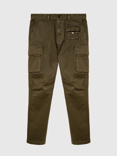 Diesel - P-COR, Military Green - Pants - Image 4
