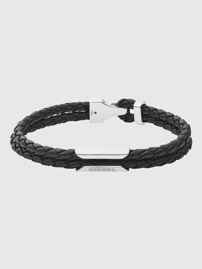 Diesel - DX1247, Black - Bracelets - Image 1