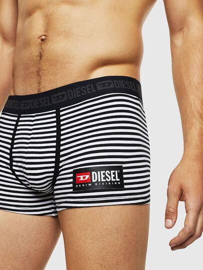 Diesel - UMBX-DAMIEN, Black/White - Trunks - Image 3
