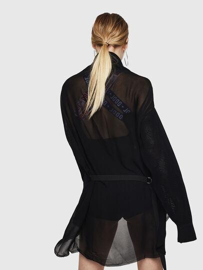 Diesel - M-TELY, Black - Knitwear - Image 2