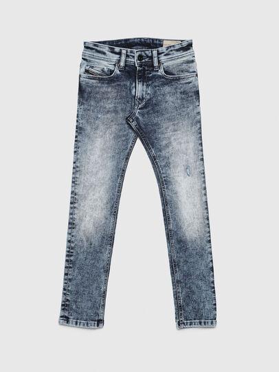 Diesel - SLEENKER-J-N, Light Blue - Jeans - Image 1
