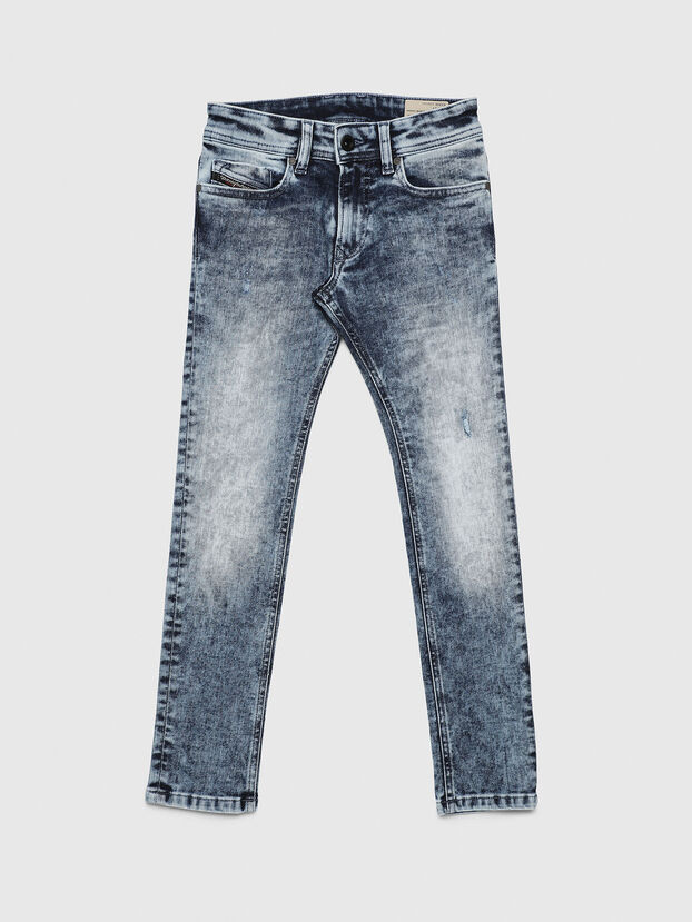 SLEENKER-J-N, Light Blue - Jeans