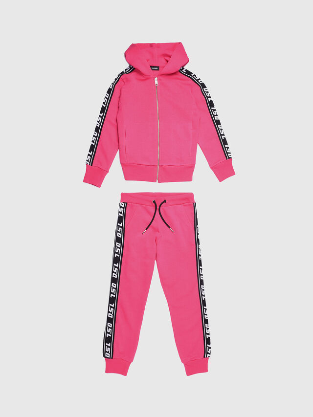 Diesel - SUITAX-SET, Pink - Jumpsuits - Image 1