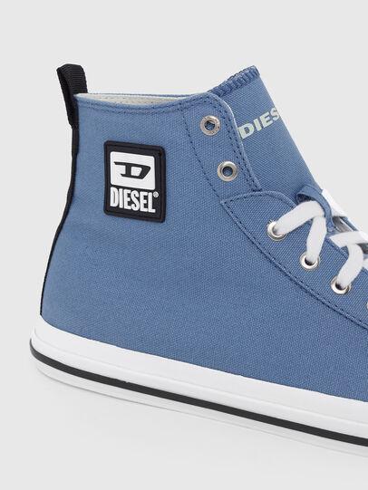 Diesel - S-ASTICO MID CUT, Light Blue - Sneakers - Image 4