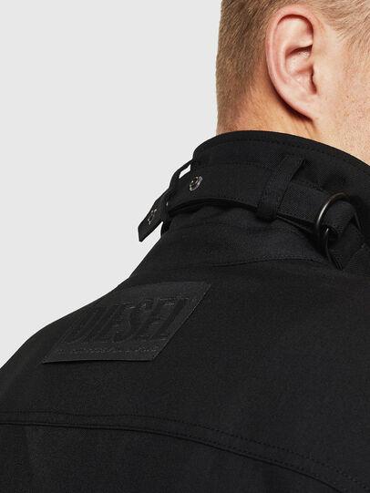 Diesel - J-GABLE-A, Black - Jackets - Image 3