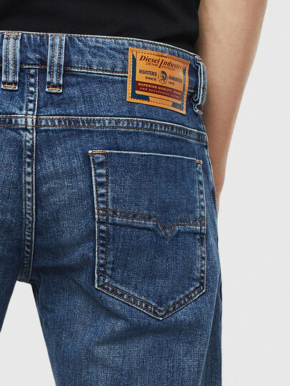 Diesel - Safado CN036, Dark Blue - Jeans - Image 3