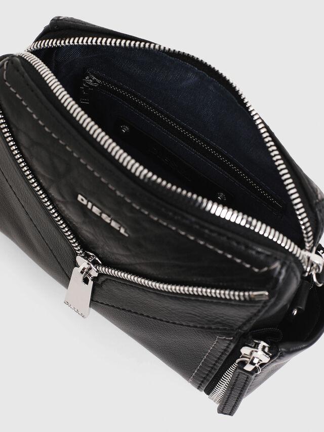 Diesel LE-BHONNY, Black - Crossbody Bags - Image 4