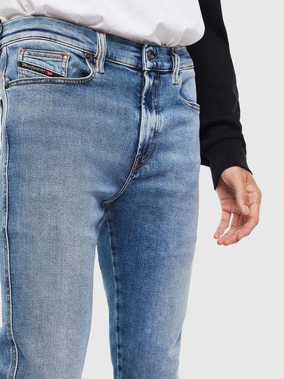 Diesel - D-Istort 009BG, Medium blue - Jeans - Image 3