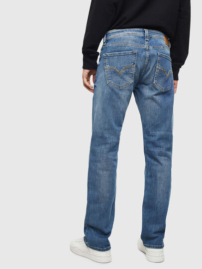 Diesel - Larkee CN035, Medium blue - Jeans - Image 2
