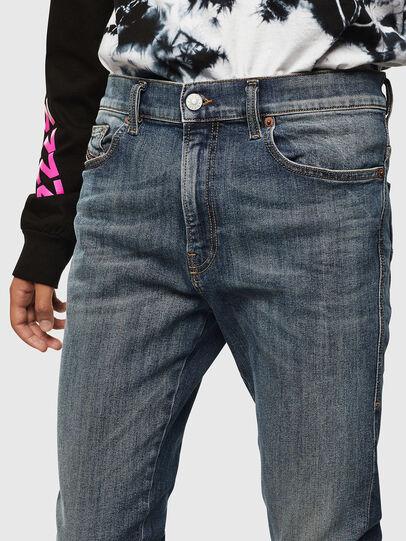 Diesel - D-Amny 069KG, Dark Blue - Jeans - Image 3