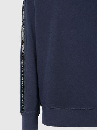 Diesel - UMLT-WILLY, Blue - Sweaters - Image 3