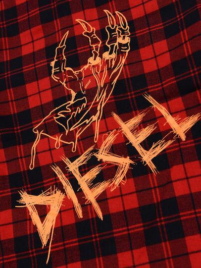 Diesel - CDORRY, Red/Black - Shirts - Image 3