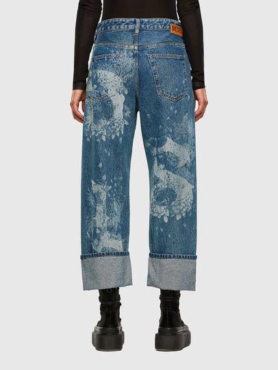Diesel - D-Reggy 0079H, Medium blue - Jeans - Image 2