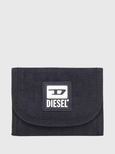 Diesel - YOSHINO LOOP III, Black - Small Wallets - Image 1