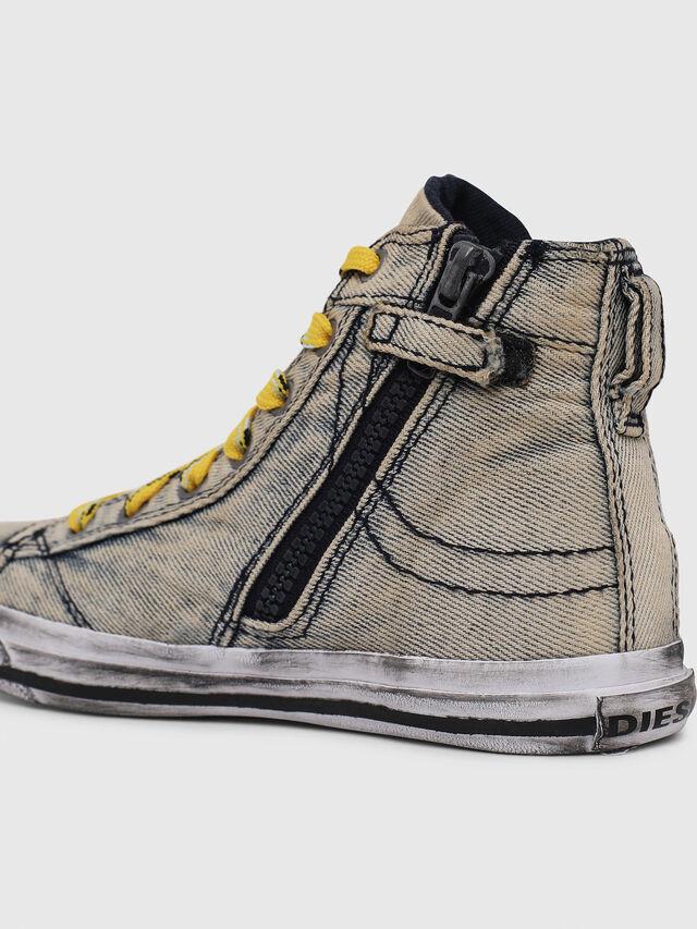 Diesel - SN MID 20 EXPOSURE C, Grey Jeans - Footwear - Image 4