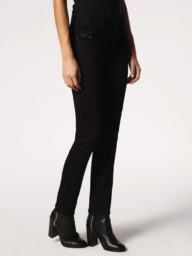Diesel - Sandy 0800R, Black/Dark grey - Jeans - Image 6