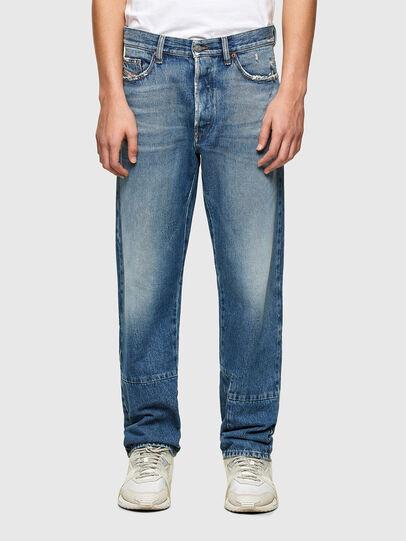 Diesel - D-Macs 009PI, Medium blue - Jeans - Image 1