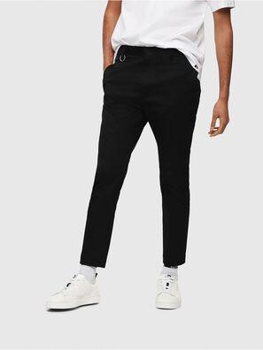 P-MAD-ICHIRO, Black - Pants