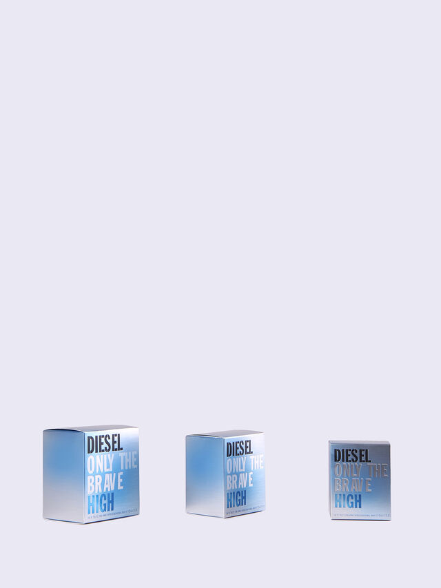 Diesel ONLY THE BRAVE HIGH  50ML, Blue - Only The Brave - Image 2