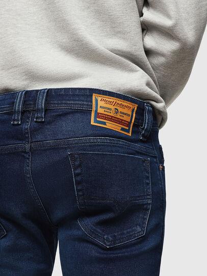 Diesel - Safado C84VG, Dark Blue - Jeans - Image 4