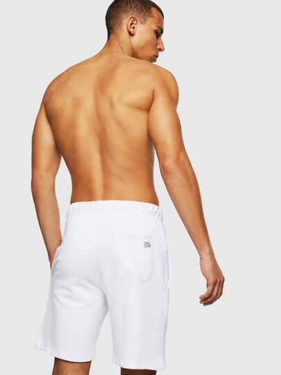 Diesel - UMLB-PAN, White - Pants - Image 2