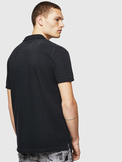 Diesel - T-NIGHT-NEW, Black - Polos - Image 2