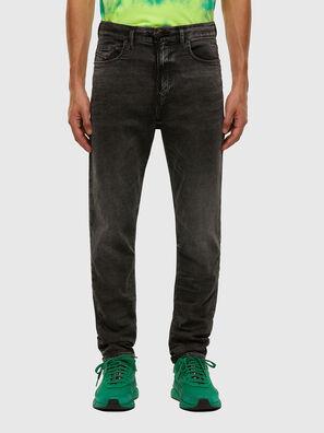 D-Vider JoggJeans 009FZ, Black/Dark grey - Jeans