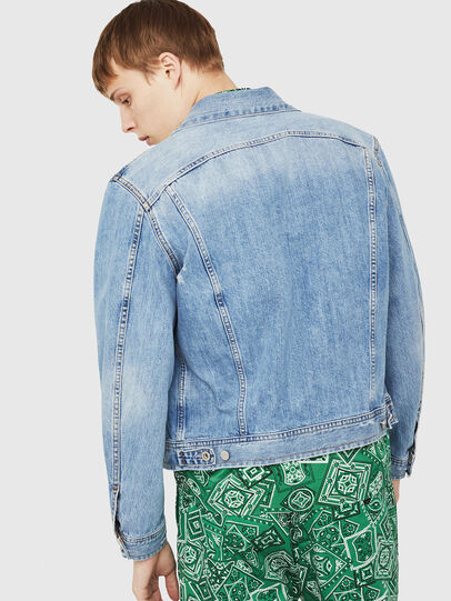 Diesel - D-ROY,  - Denim Jackets - Image 2