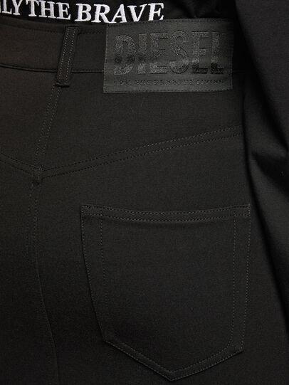 Diesel - O-BIK, Black - Skirts - Image 4