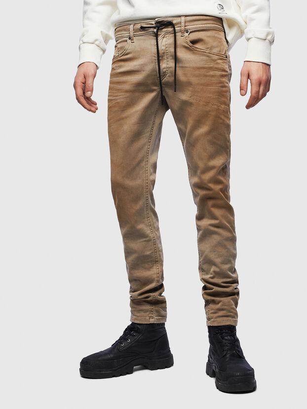 Thommer JoggJeans 069MM, Beige - Jeans