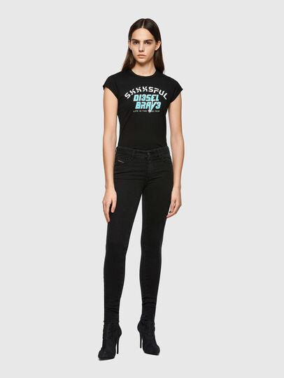 Diesel - Slandy 069VW, Black/Dark grey - Jeans - Image 5