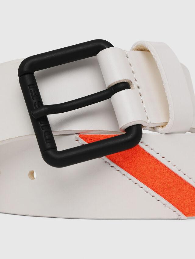 Diesel - B-LINE FLUO, White - Belts - Image 3