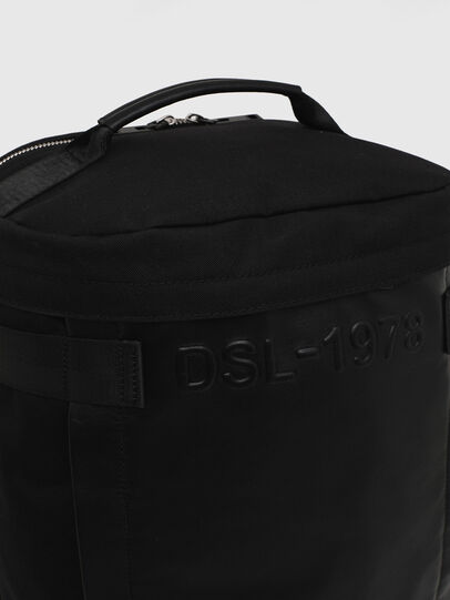 Diesel - PIEVE, Black - Backpacks - Image 4