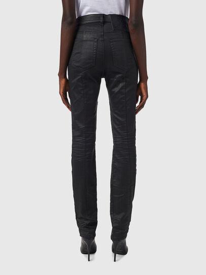 Diesel - D-Arcy JoggJeans® 069YI, Black/Dark grey - Jeans - Image 2