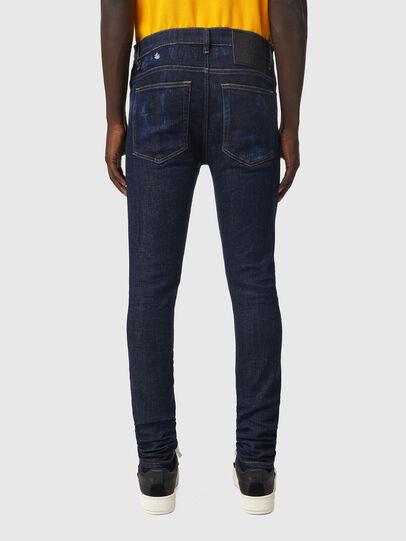 Diesel - D-Amny 09A84, Dark Blue - Jeans - Image 2