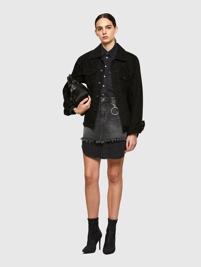 Diesel - DE-DESY-C, Black - Dresses - Image 6