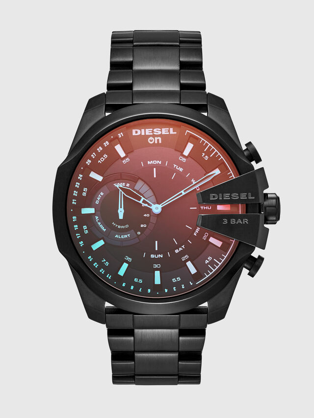 Diesel - DT1011, Black - Smartwatches - Image 2