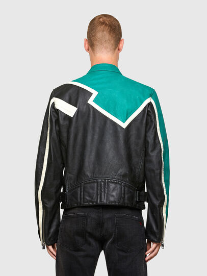Diesel - L-PARKS,  - Leather jackets - Image 2
