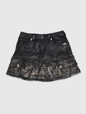 GAMATA JOGGJEANS, Black - Skirts